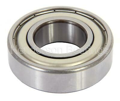 S6003ZZ Stainless Steel Ball Bearing Shielded 17x35x10mm