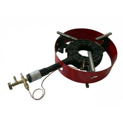 Gas Stove Large Boiling Ring Powefull 9kW  with Wind guard / Flame safety device