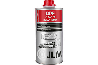 BRAND NEW PRODUCT JLM Diesel HD DPF CLEANER Reduces Emissions Cleans DPFs TRUCK