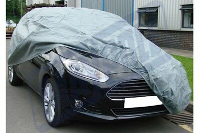 New Full Size Car Cover UV Protection Water Resistant Breathable Universal HD