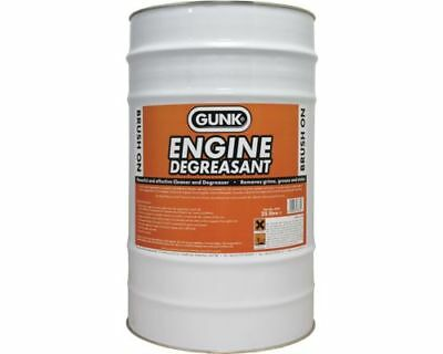 Gunk Brush On Engine Degreasant Degreaser 25L Drum - Automotive/industrial Use