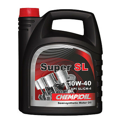 Ford Spec 10W 40 Semi Synthetic Motor Engine Oil Brand New A3/B3 Vw 502/505.00