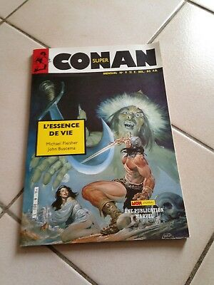 NOV26---- Mon Journal  CONAN LE BARBARE  SUPER  N° 9