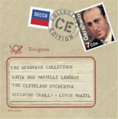 The Gershwin Collection (UK IMPORT) CD NEW