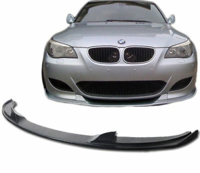 For BMW 5 Series E60 E61 Front M5 bumper Lower Chin Spoiler Lip
