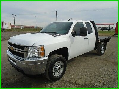 2013 Chevrolet Silverado 2500 Extended Cab Work Truck Used