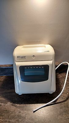 Time Recorder / Clocking in Machine Amano BX1600