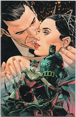 BATMAN #50 Catwoman Clay Mann Virgin Variant Cover C Sold Out SDCC Wedding!