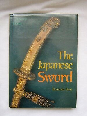 The Japanese Sword by Kanzan Sato 1st edition 1983