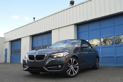 2016 BMW 2-Series i xDrive Repairable Rebuildable Salvage Runs Great Project Builder Fixer Easy Fix Save