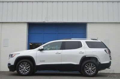 2017 GMC Acadia SLT Repairable Rebuildable Salvage Runs Great Project Builder Fixer Easy Fix Save