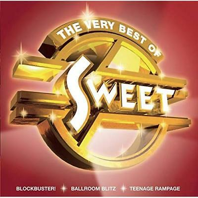 The Sweet - The Very Best Of (UK IMPORT) CD NEW