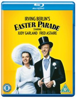 Judy Garland, Fred Astaire-Easter Parade (UK IMPORT) Blu-ray NEW