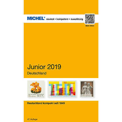 MICHEL Deutschland Junior Katalog 2019