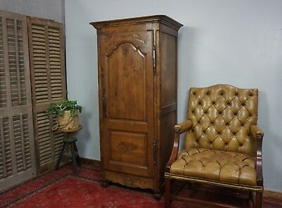 Antique French Hall Cupboard/ Wardrobe/ Armoire.