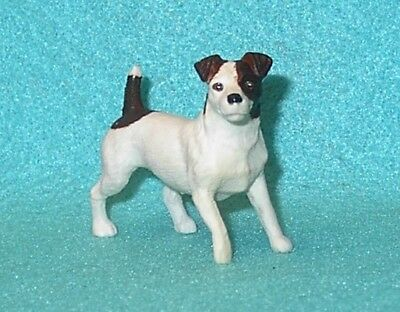 Breyer Horse Cute Brown & White Jack Russell Terrier Dog #1540 Vgc 02-06