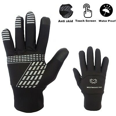 Sports Neoprene Mittens Waterproof Touch Screen Thermal Insulated Gloves Winter