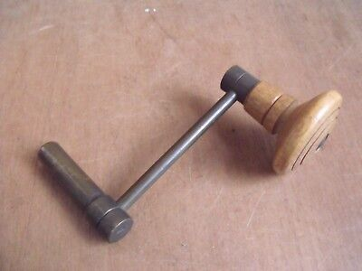 Clock Key Crank Lever Winder Key for Wall Grandfather Clock Size 14 5.2mm