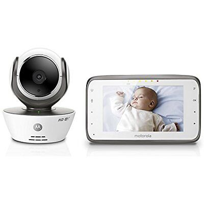 MBP854CONNECT Dual Mode Baby Monitor 4.3-Inch LCD Parent Wi-Fi Internet Viewing