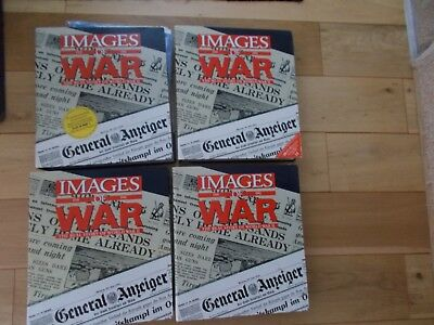 Images of War magazines 1-52 with maps/newspapers with each