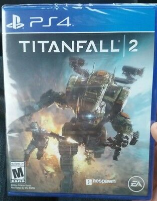 Titanfall 2 PS4 Sony Playstation 4  [BRAND NEW]