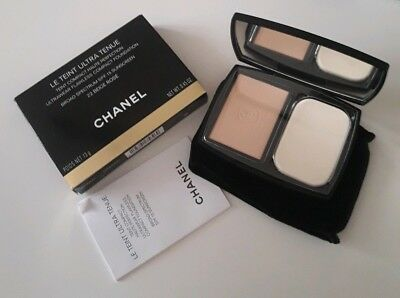 CHANEL - LE TEINT ULTRA TENUE- 22 beige rose