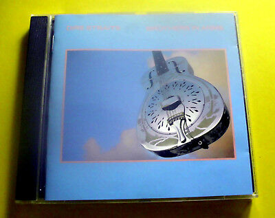 "Cd "" Dire Straits - Brothers In Arms "" 9 Songs (Money For Nothing)"