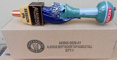 Alaskan Brewing Co Session Ipa Kicker Motor Figural Beer Tap Handle New In Box
