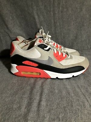 a6640a741a ... cheap vintage nike air max 90 infrared og 2005 size 10.5 18f06 a0275