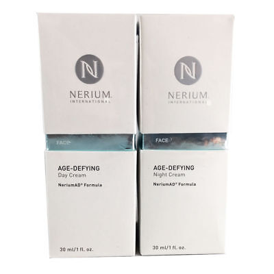 Nerium AD Age Defying DAY & NIGHT Cream Factory Sealed New - FAST USA SHIPPING!!