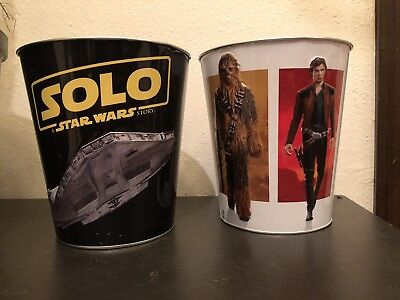 Solo A Star Wars Story Movie Theater Exclusive Popcorn Tin (2)