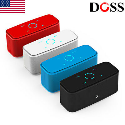 DOSS Wireless Speaker Touch Portable Bluetooth V4.0 Speakers with HD Sound Bass