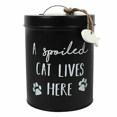 Something Different Cat Biscuit Tin (SD526)