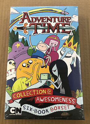 Collection of Awesomeness by Adventure Time (Paperback, 2015)