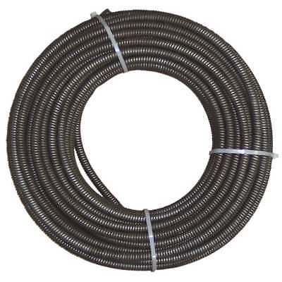 """Cobra Speedway 1/4"""" X 50' Replacement Drain Cleaning Cable Open Hook"""