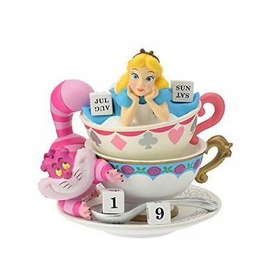 Disney Store Calendar Alice & Cheshire Figure ♡ from JAPAN F/S