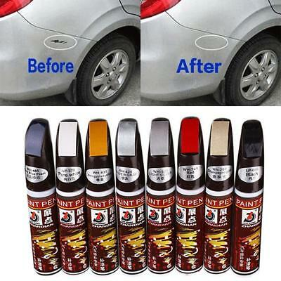 1 x DIY Car Clear Scratch Remover Touch Up Pens Auto Paint Repair Pen Brush #R