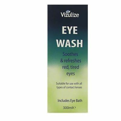 Vizulize Eye Wash - 300ml