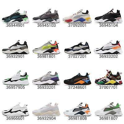 PUMA RS X RUNNING System Mens Womens Lifestyle Shoes