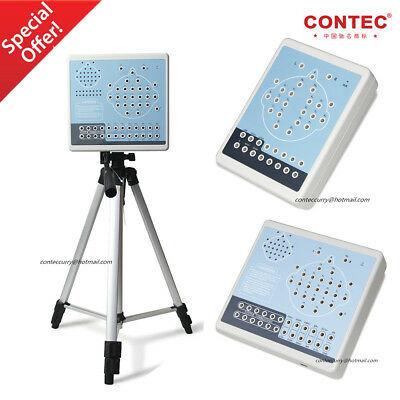 CE Digital Portable EEG machine and Mapping System,CONTEC KT88,2Tripods Software