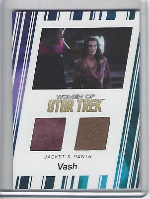 Star Trek Women of Star Trek  50th Anniversary  RC13 costume
