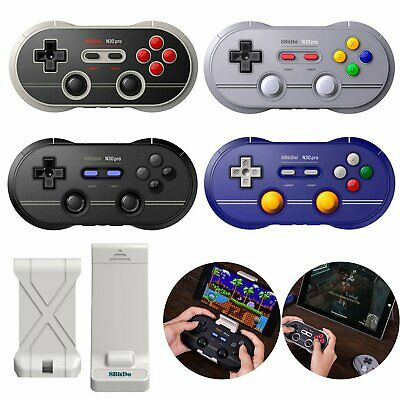 8Bitdo N30 Pro 2 Wireless Controller Gamepad Per Windows Android Nintendo Switch