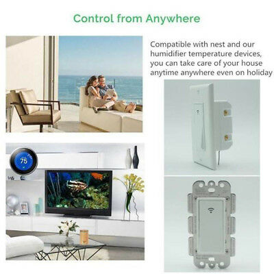 Wireless Smart Switch Timing APP Control For Amazon Echo Alexa IFTTT Smart Home