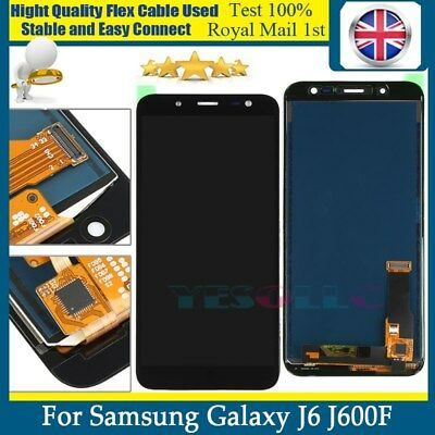 For Samsung Galaxy J6 SM-J600F 2018 LCD Touch Screen Digitizer Display Replaceme