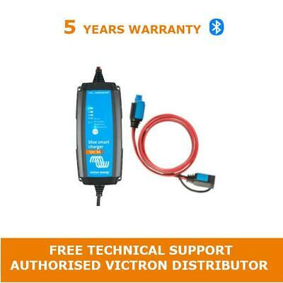 Victron Energy Blue Smart IP65s Battery Charger 12/4(1) & 2m Extension Cable
