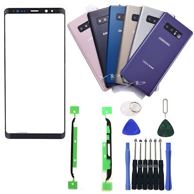 For Samsung Galaxy Note 8 N950 OEM Front Screen Glass Back Replacement Kit