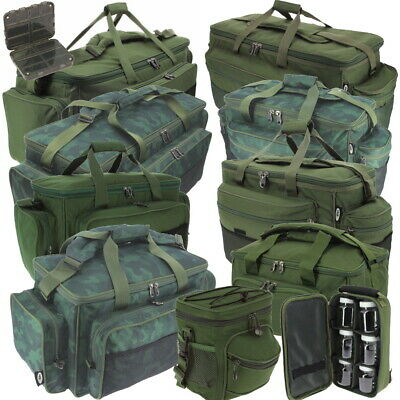NGT Fishing Carryall Bag Holdall Carp Brewbag for Bait Tackle Bags Large + XL