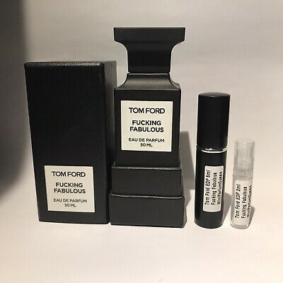 Tom Ford Fucking Fabulous Eau de Parfum sample( You get the sample 5ml or 2ml)