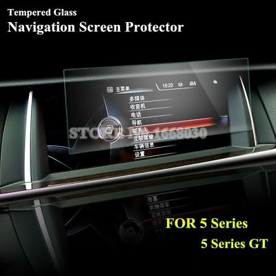 BMW 5 Series F10 F11 GT F07 Tempered Glass GPS Navigation Screen Protector