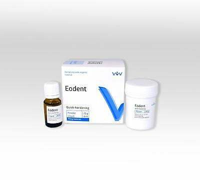 Dental Cement IRM Zinc Oxide Eugenol Temporary Filling Material EODENT VLADMIVA